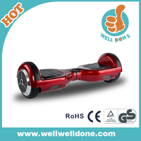 New CE model blue tooth radio control balance scooter with LED light and sound can connect mobile WDXTY-99