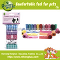 disposable and biodegradable pet poop holder