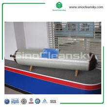 370L Type II Hoop-wrapped Glassfiber CNG Composite Cylinder for Vehicle