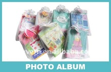 "4x6"" photo album for promotion and gift"