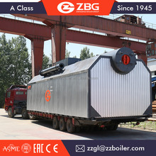 72 years producing experience best industrial oil/gas fired boiler 15 t/h steam boiler for sale