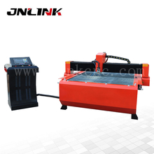 High precision table cnc plasma cutter for sale price jinan 1325 cnc plasma cutting machine for metal