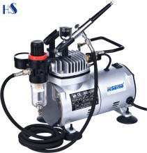 Airbrush compressor manufacture stencils airbrush decoration cake AS18K-2