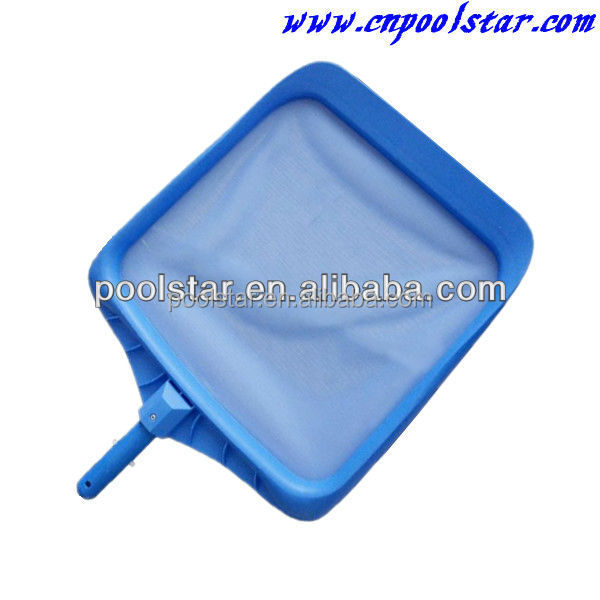Heavy Duty Leaf Skimmer Scoop Swimming Pool Jacuzzi Spa Cleaning Net w/ ez- clip P1317