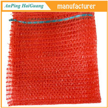 red mesh bag cucumber packaging net bag fruit mesh net bag