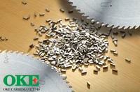Saw Tips Manufacturer Supply High Quality Tungsten Carbide Saw Tips For Hardwood
