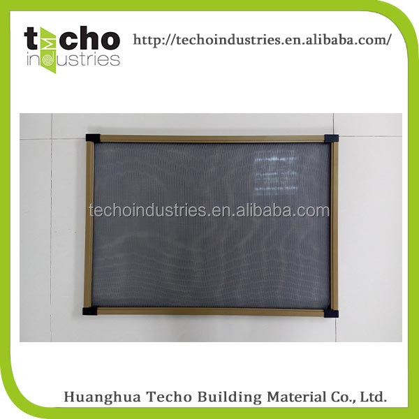 sliding window pvc profiles and aluminium sliding window with fly screen