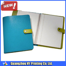 2015 quick delivery custom hardcover notebook