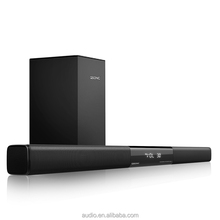 2017 Home Theater Best Sound Bars with Subwoofer Bluetooth Speakers in J.SUN