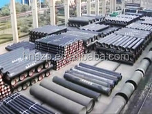 class 300 pipe pressure rating 200mm ductile cast iron pipe specifications