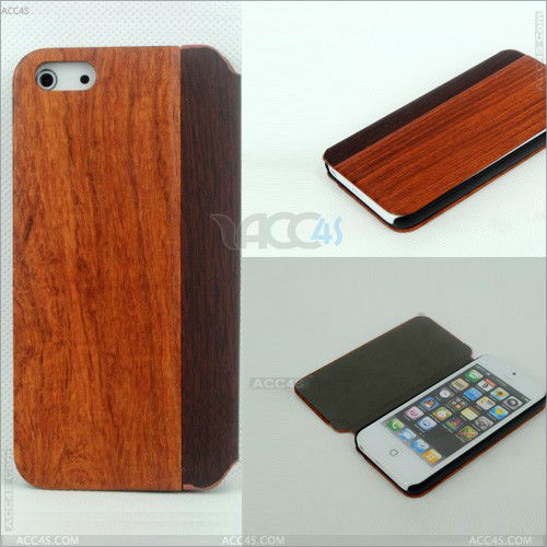 wood case for iphone 5 P-IPH5CASE100
