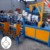 easy operation single wire fully-automatic chain link fence machine with ISO9001
