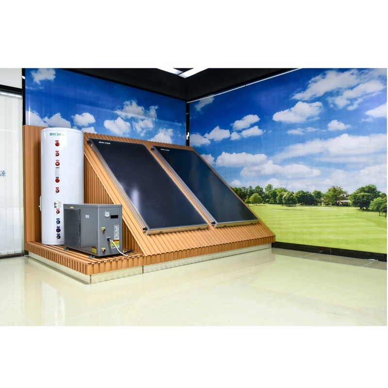 SHw-BK 150L Energy Saving Solar Water System Hot Water Solar System Solar Thermal Collector solar panels wholesales direct price