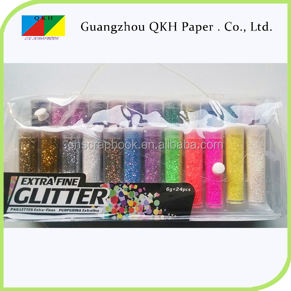 China wholesale high quality rainbow embossing glitter