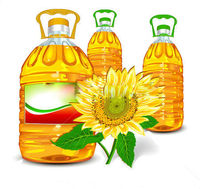 Refined and Crude High Quality Sunflower Oil