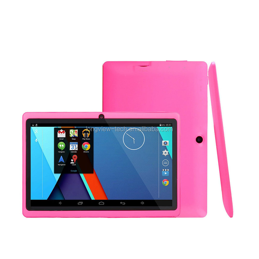 Trade Assurance Cheap 7 Inch Android Quad Core Two Cameras Tablet PC