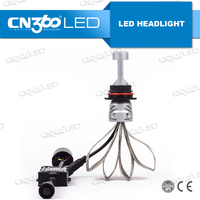 guangzhou auto lamp 2016 g5s led light car 12v made in China
