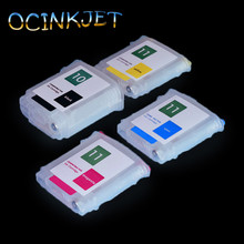 Ocinkjet 10 11 Empty Refillable Ink Cartridge With Chip For HP 100 500