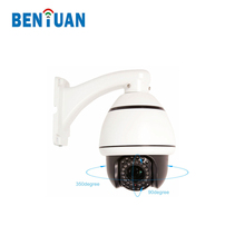 4 Inch 1.3MP IP Indoor 10X Optical Zoom Dome Mini PTZ Camera