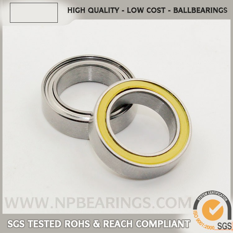 Hign performance free running deep groove original imported bearing