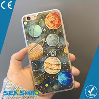lovely earth tpu+pc shell case OEM Custom Made In China cheap price