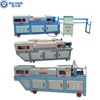 hydraulic Automatic Metal Straightening and cutting Machinery