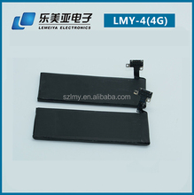 Lipo alibaba best factory battery 3.8v mobile phone used accu battery for iphone 4 4s 5s 5g 6 6s 6plus 6s plus 7 7plus
