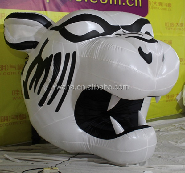 2.5m inflatable tiger animal/cartoon/model/party display inflatable W452