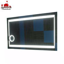 20x Magnifying Smart Illumininated Backlit Decorative Wall Vanity Makeup LED Light Bathroom Mirror