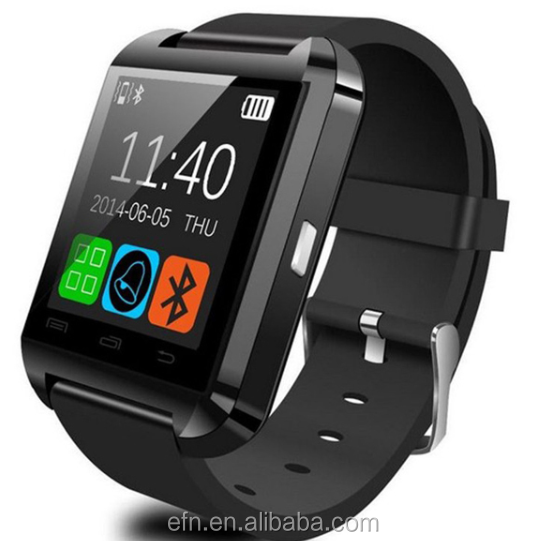 factory wholesale cheap bluetooth watch android smart watch U8