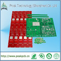 2-LAYER Lead Free pcb, shenzhen pcb manufacturing fr4 rigid circuit board