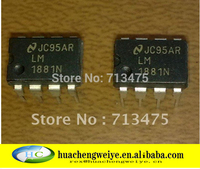 New Original electronics IC LM1881N Video Sync Separator