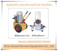 power diamond concrete cutting machine BS-600TM hydraulic asphalt cutter