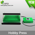 Lower price hobby heat transfer printing machine