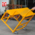 Torin DZ97 Removable 2 Step Steel Ladder with 2 wheels Special ladder for supermarket warehouse