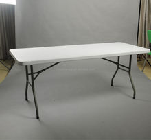 Long Cheap Plastic banquet restaurant outdoor table(SY-183C)