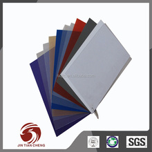 Weather resistant semi plastic transparent cover sheets pvc sheet