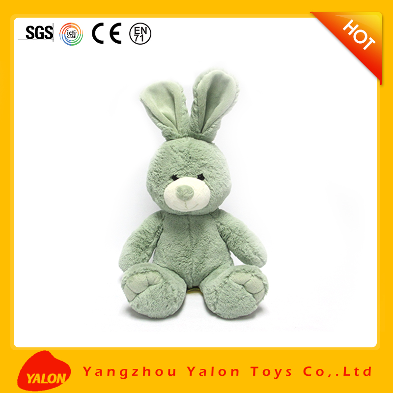 Small cuddly 36 inch dolls plush toy rabbit