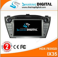 Wince 6.0 Car Radio 3G Mp3 Player car dvd gps for Hyundai IX35