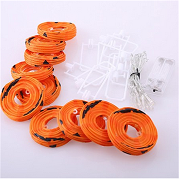 Best Selling Warm White Halloween Lantern String Lights