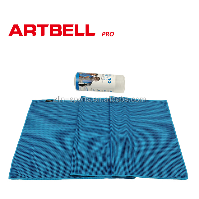 Performance Enhancing Microfiber Cooling Towel For Sports