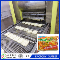 indomie fried instant noodle machine/chinese noodle making machine