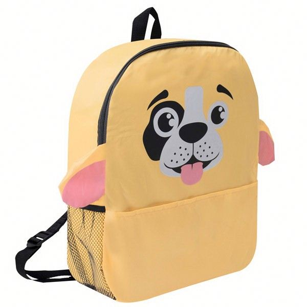 Cheap fabric kids zoo animal backpack