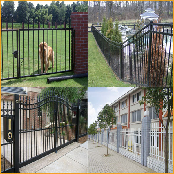high quality and low cost cast iron fence cheap fence. Black Bedroom Furniture Sets. Home Design Ideas