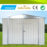 innovative popular colorized new products home&garden used garden prefab house