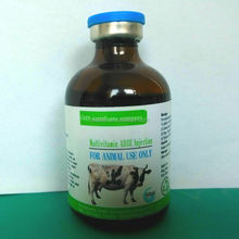 Injectable vitamin c of veterinary medicine