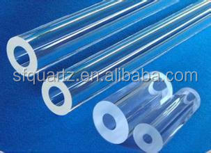20mm Wall Thickness Quartz Glass Tube