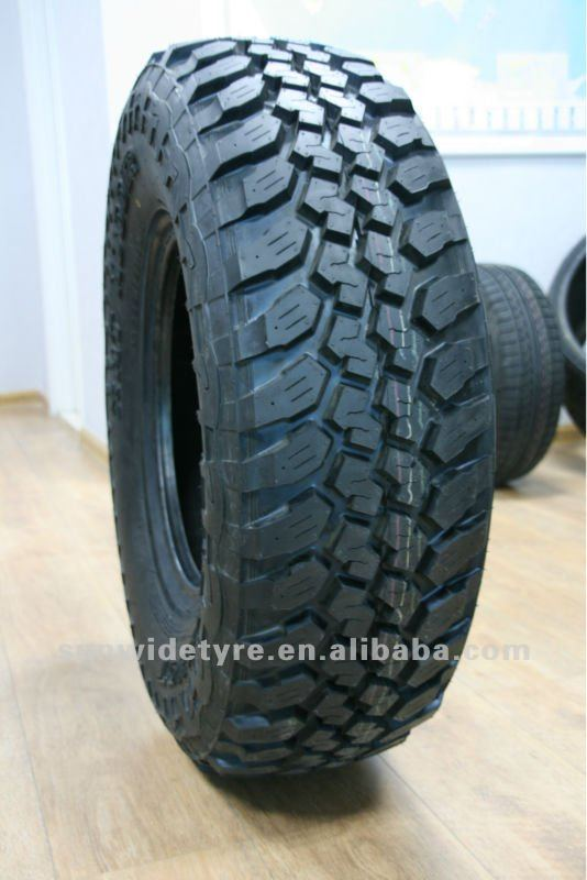 LT265/70R17 SUV tyre mud tyre 4 wheels