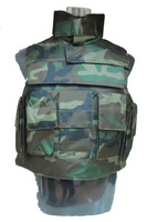hot sale Tactical style PE material bulletproof ballistic vest