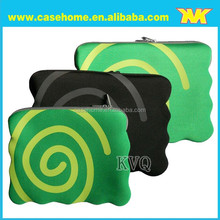 Printed waterproof neoprene bag sleeve for android tablet